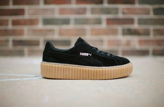 Puma Creepers Rihanna Nouvelle Collection