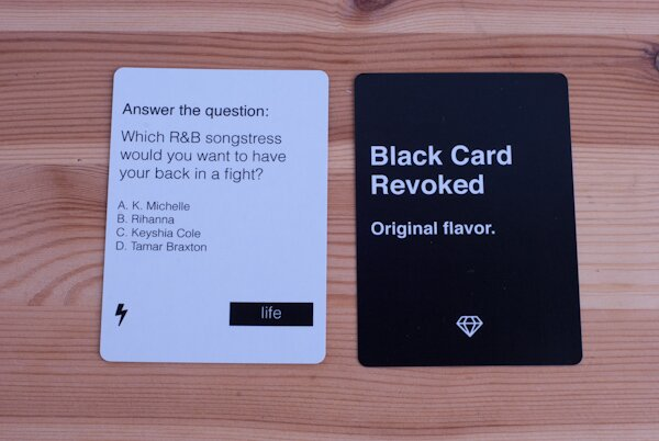 Cards Against Humanity Ex les additionally Article2113475 further Black Card Revoked Game BjAKaGrIt9lBkXNhDz0AtipxnZWWnpg2 7CzVTjKbpbhA furthermore 2 moreover How To Learn Board Game Design And Development Gamedev 11607. on black cards against humanity online