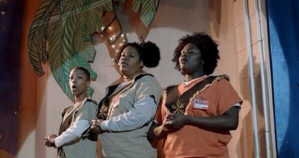 You Have to See the 'Orange is the New Black' Cast Wild 'Night ...