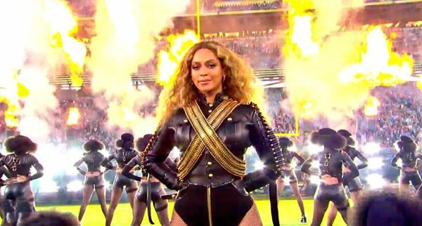 5 Ways Beyonce Stole the Super Bowl Again - Jawbreaker
