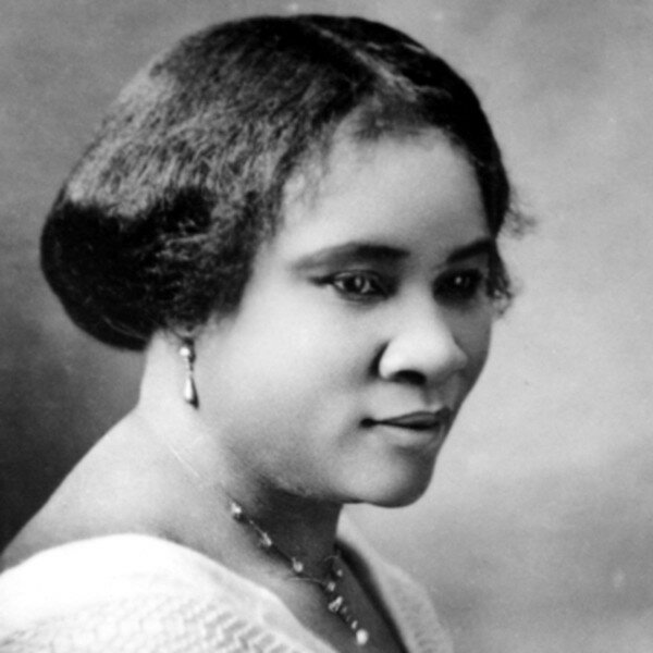 You'll Soon Be Able to Purchase Madam CJ Walker's Hair-Care Products - Jawbreaker