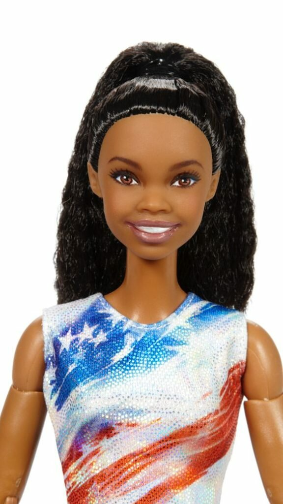 Gabby Douglas Joins Ava DuVernay and Misty Copeland With Her Own Barbie Doll - Jawbreaker