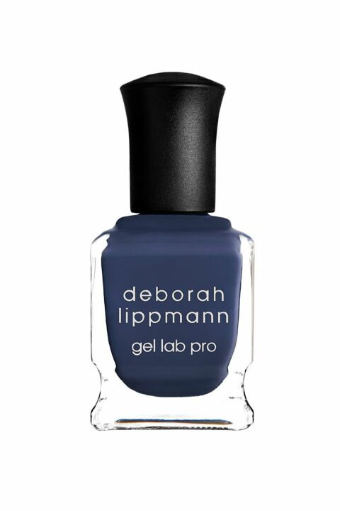 Deborah Lippmann Gel Lab Pro Nail Color in Smoke Gets in Your Eyes, $20; nordstrom.com