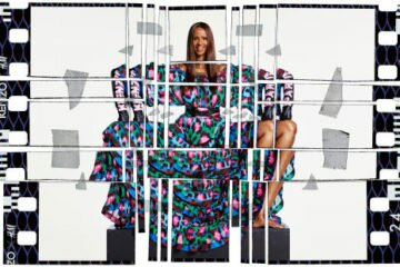Iman and Chance the Rapper Star In Kenzo x H&M Campaign - Jawbreaker