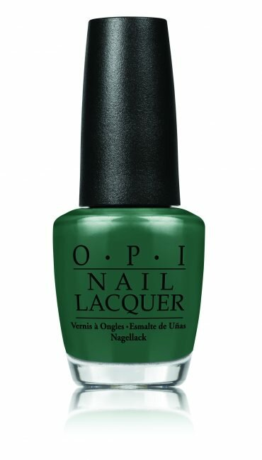 Kerry Washington OPI Stay Off the Lawn, $10, JCPenney