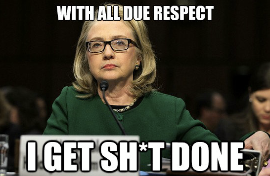 These Are the Best Hillary Clinton Memes Because She's A Boss!  - Jawbreaker