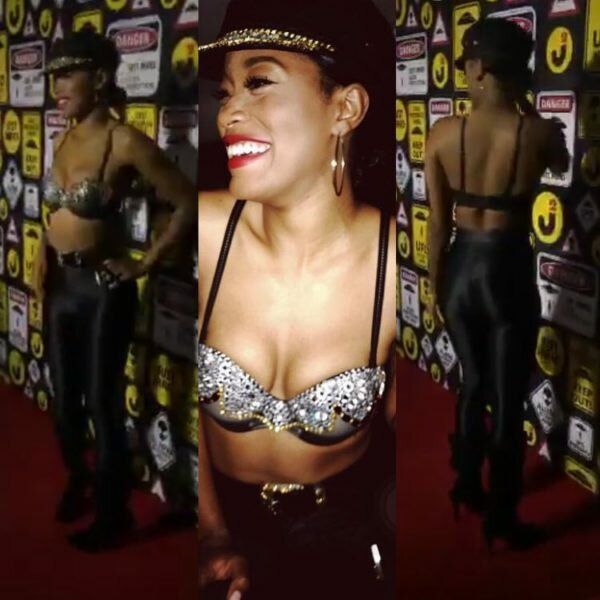 Keke Palmer nailed this Selena look!
