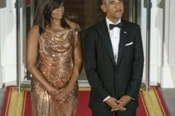 The Stars Showed Up And Showed Out At The Obama's Last State Dinner - Jawbreaker
