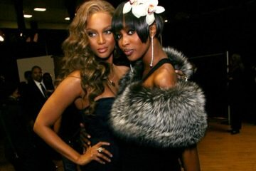 Tyra Banks Confesses She's Still Scared of Naomi Campbell!  - Jawbreaker